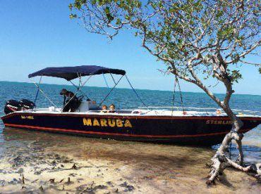 Sterling Fishing Charter, Bomba
