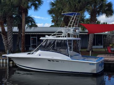 PC Florida Fishing - 32ft Boat, Panama City Beach