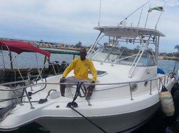 Island Dog WaterSports/Dancing Reel, Ocho Rios