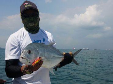 Ryan Fishing Khakis, Singapore