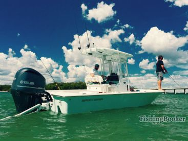 Fish On Sportfishing Adventures, Marco Island