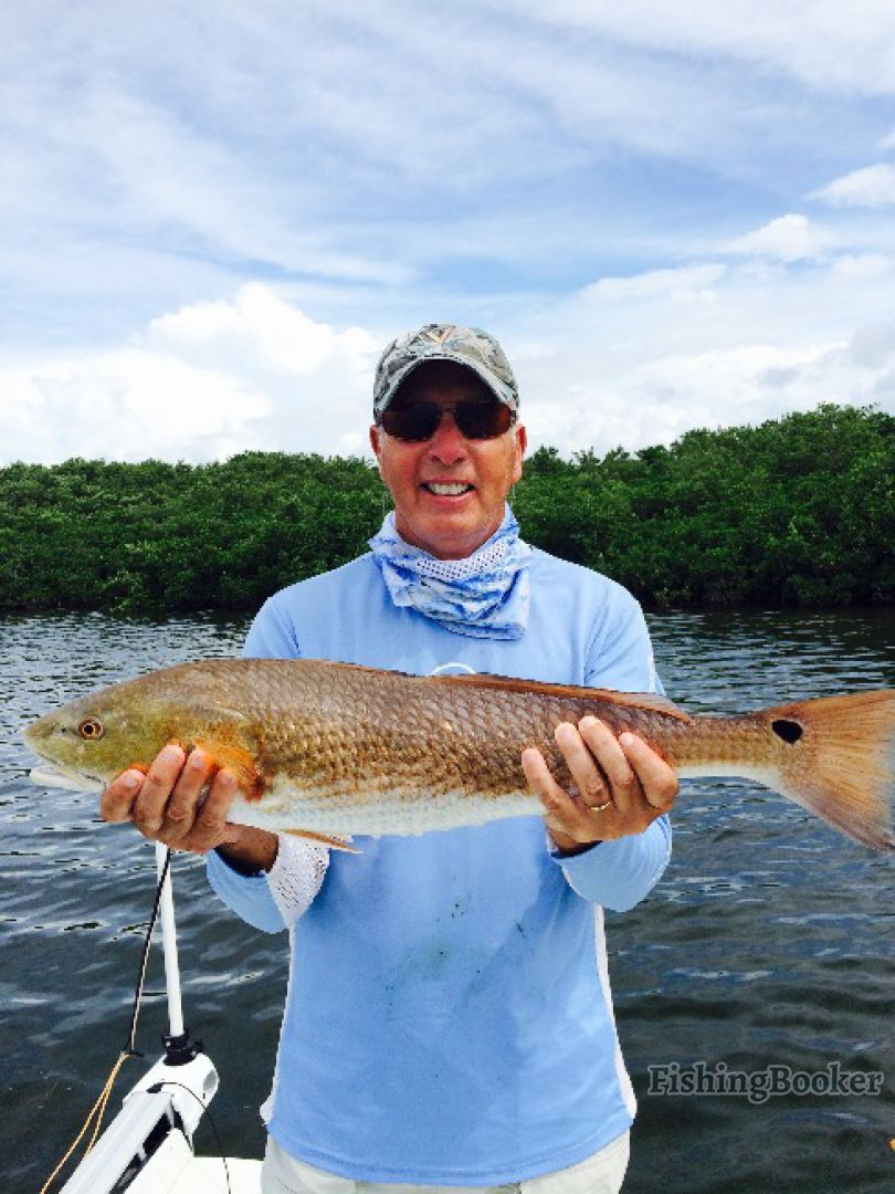 Salt river outfitters crystal river florida for Crystal river fishing charters