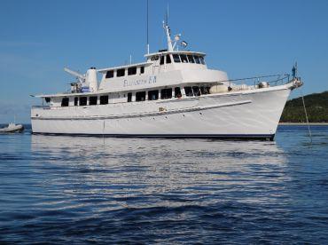 Elizabeth E II Cruises, Mackay Harbour