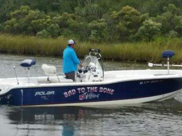 Bad To The Bone - Inland Fishing, Dulac