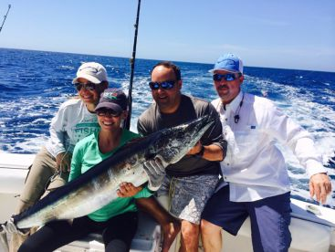 Runaway sportfishing tamarindo tamarindo costa rica for Tamarindo costa rica fishing