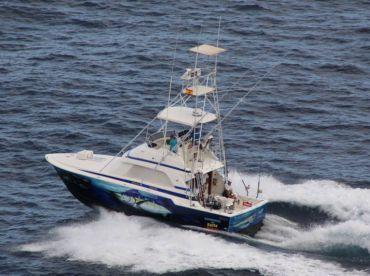 San sebasti n de la gomera fishing charters fishingbooker for Sebastian fishing charters