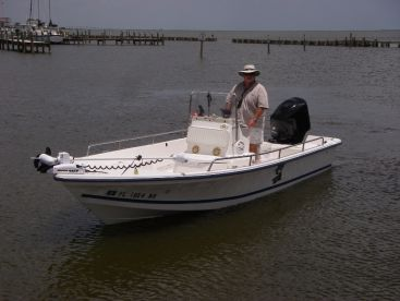 Fishing with Capt. Mark- Bay Boat, Titusville