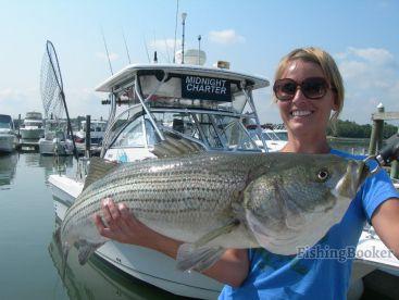 Midnight Charters Sport Fishing, Weymouth