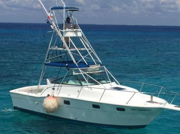 Top 10 fishing charters in cozumel mexico fishingbooker for Cozumel fishing charters