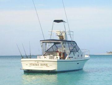 Hunter Charters - 38' Defender, Nassau