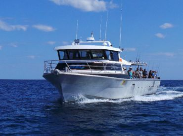 Absolute Ocean Charters, Broome