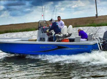 Impulse Fishing Charters, Houma