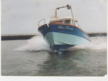 Blue Thunder Fishing & Boat Hire, Swansea