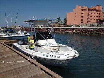 3 Amigos Fishing Adventures , La Paz