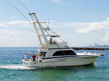 Shooting Star Charters, Fort Lauderdale