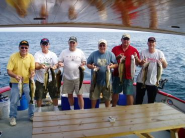 Lake Erie Walleye Charters , Dunnville