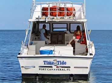Time and Tide Tours, Port Canaveral