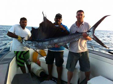 Nadi Fishing Charters - Lady Lilly, Denarau Island
