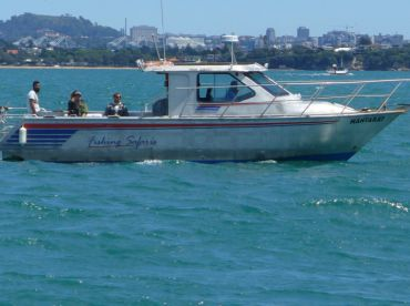 New Zealand Fishing Safaris, Auckland