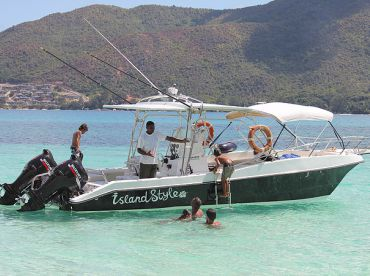 Island Style Boat Excursions, Praslin