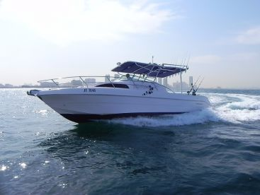 Captain Hook Yachts Boat Rental, Ajman