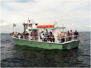 The Angler Fleet - Angler II, Port Washington