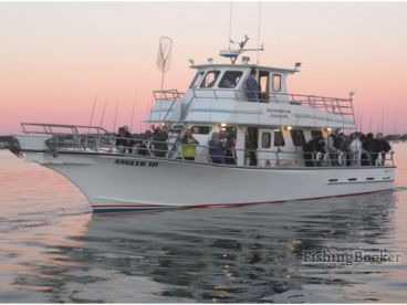 The Angler Fleet - Angler III, Port Washington