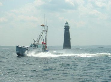 Enoch Sport Fishing Charters, Scituate