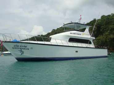 M/V Queen Marlin, Phuket