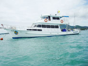 Dorado Fishing Boat , Phuket