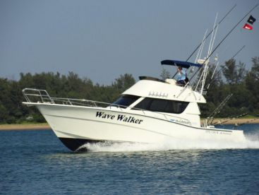 Reel Magic Big Game Fishing Charter, Richards Bay