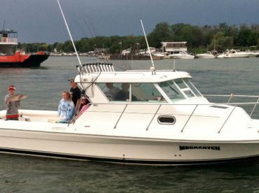 Captain Park's Lake Erie Charters, Lakeside Marblehead