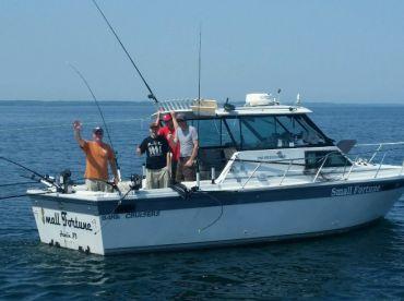 Jolly Sportfishing, Hamlin