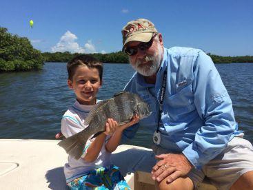 Capt. Charlie's Fish Tales Charters, Fort Pierce