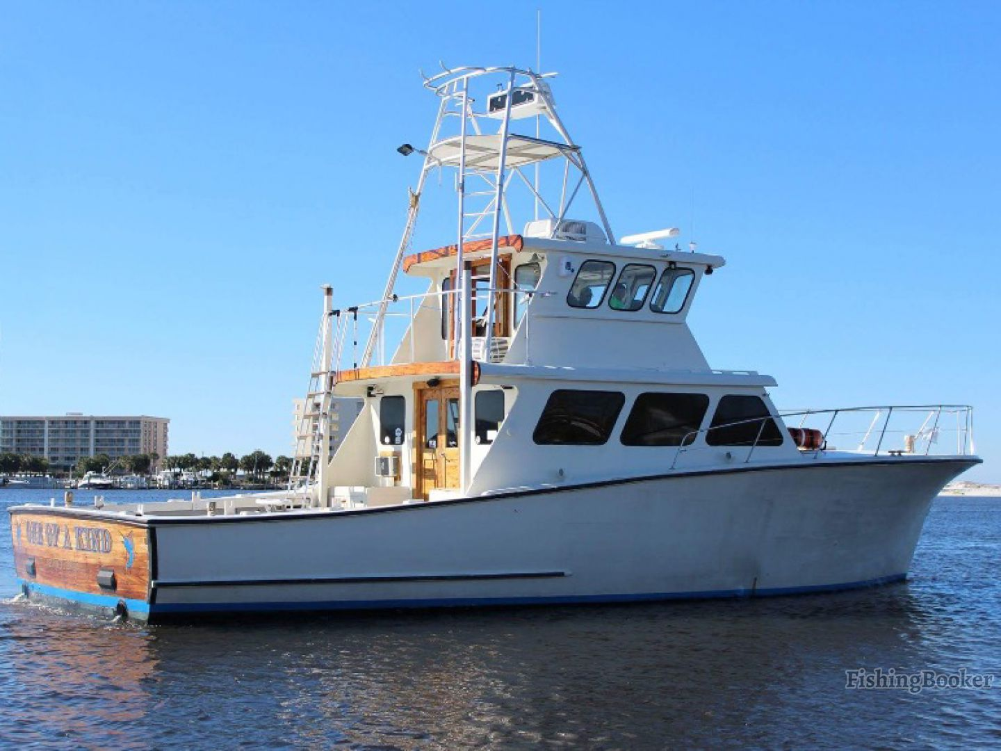 One of a kind charter fishing destin florida for Destin florida fishing charters