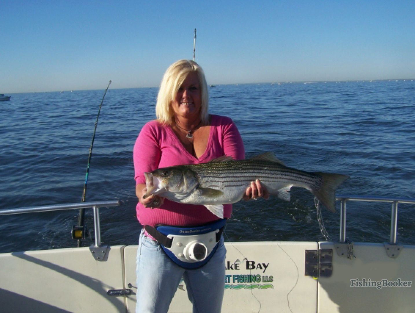Chesapeake bay 46 vagabond stevensville maryland for Md fishing charters