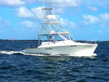 Charisma Sportfishing, Key Largo