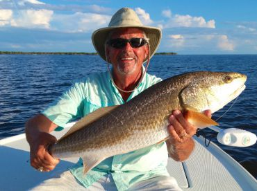 Backcountry Flats Fishing, Everglades City