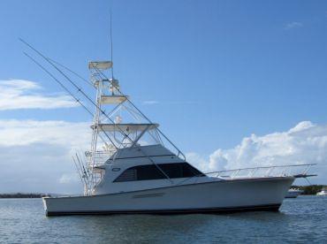 Reel Fever Fishing, Hope Island