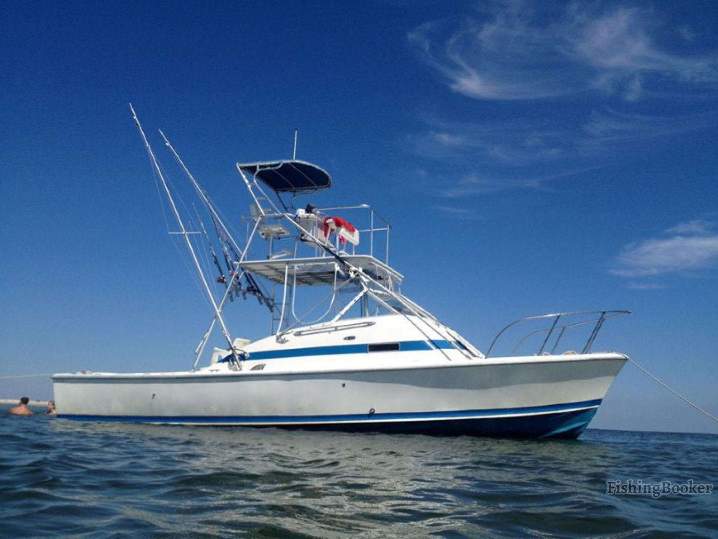 Charter boat s y l biloxi mississippi for Fishing in biloxi ms