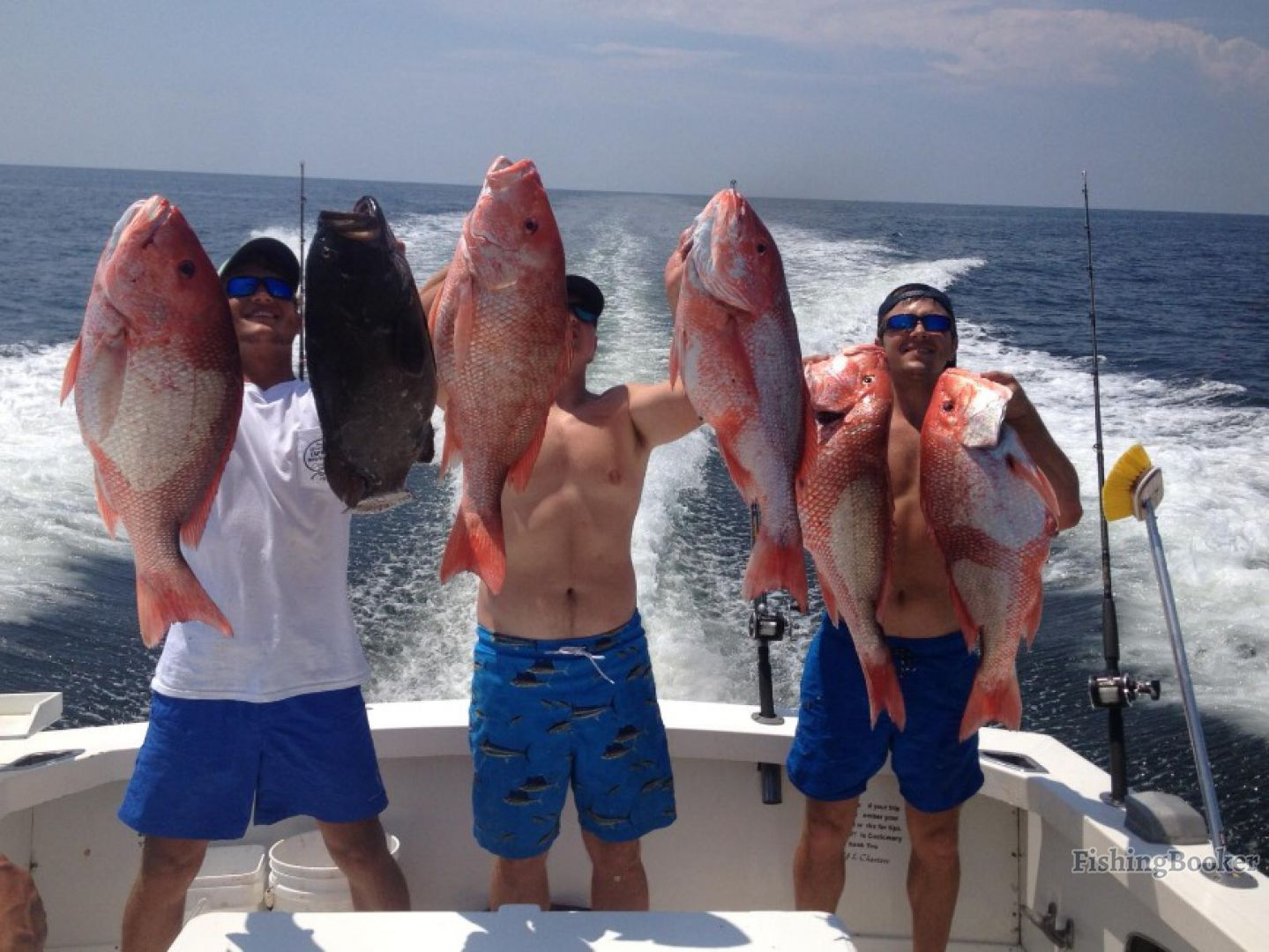 Charter boat s y l biloxi mississippi for Biloxi fishing charters