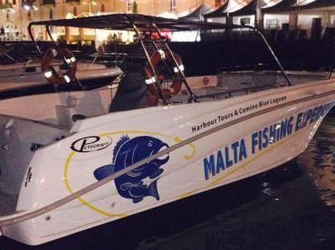 Malta Fishing Experience, Sliema