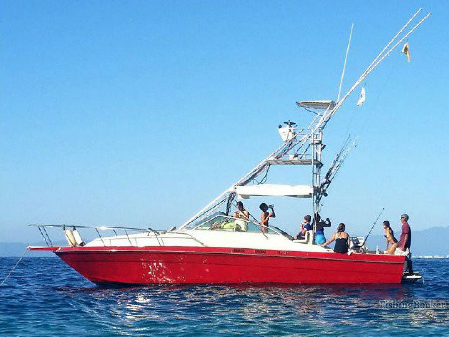 Nuevo vallarta sportfishing 34 ft puerto vallarta for Nuevo vallarta fishing