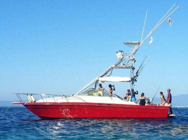 Nuevo Vallarta Sportfishing- 34 ft, Puerto Vallarta