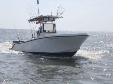 Salt Addict Fishing Charters, Bridgeport