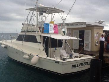 Billfisher III Deep Sea Fishing, Bridgetown