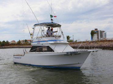 Escualo Fleet - Blue Marlin 34', Mazatlán