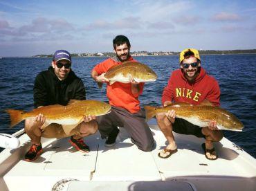 Pensacola beach fishing charters fishingbooker for Pensacola beach fishing charters