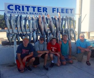 Daytuna Fishing Charters, Inc., Ponce Inlet
