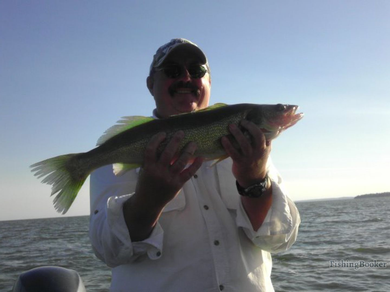 All american fishing charters green bay wisconsin for Green bay fishing charters
